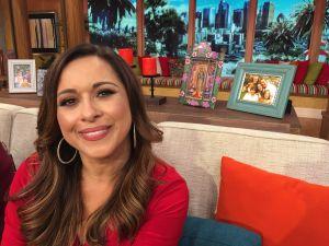 La periodista Neida Sandoval regresa a la televisión de Honduras