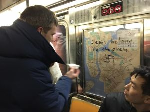 Este año ya han aumentado 67% los delitos de odio y racismo en Nueva York