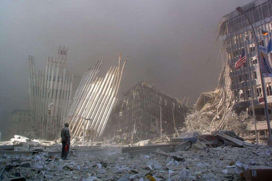 Aún quedan más de mil muertos del 11-S por ser identificados