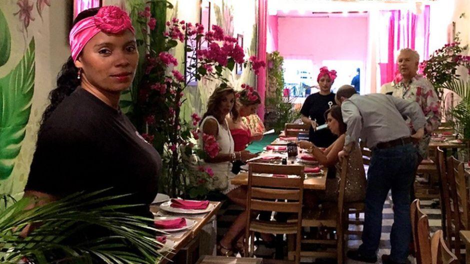 El restaurante de moda que está dentro de una cárcel de mujeres