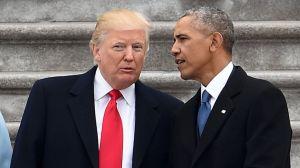 Trump acusa, sin pruebas, a Obama de grabar sus llamadas telefónicas durante elecciones