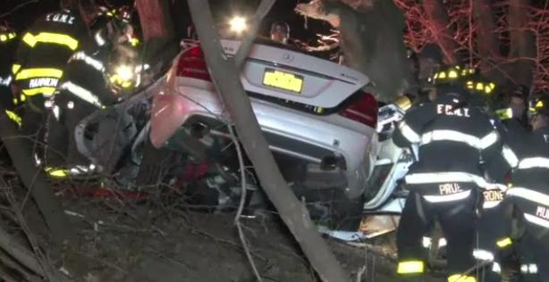 ¡Tragedia por partida doble! Mueren hermanos en accidente en autopista de El Bronx