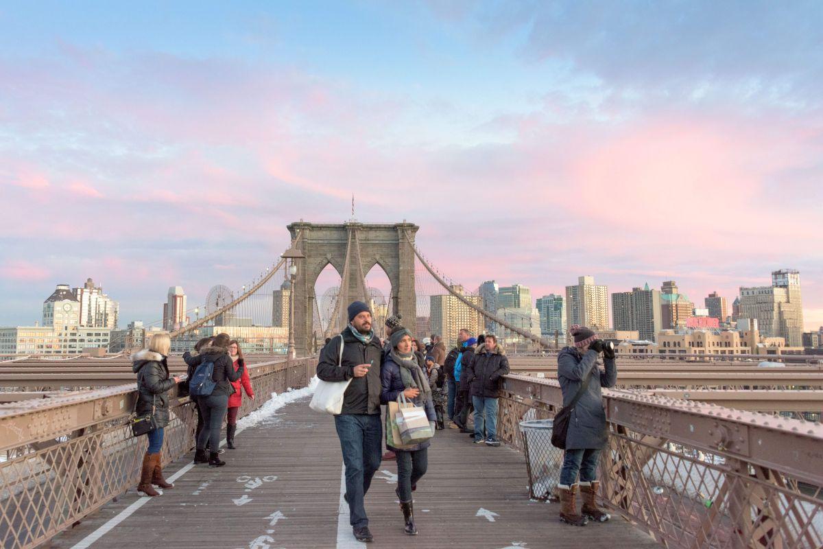 Enero fue el más caliente en 10 años en NYC
