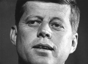 Conmemoran con estampilla centenario de JFK