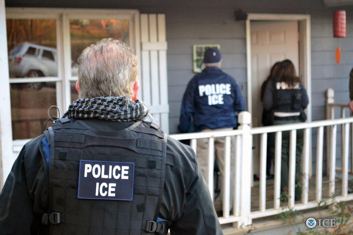 Alerta Coalición de Inmigración sobre más operativos de ICE