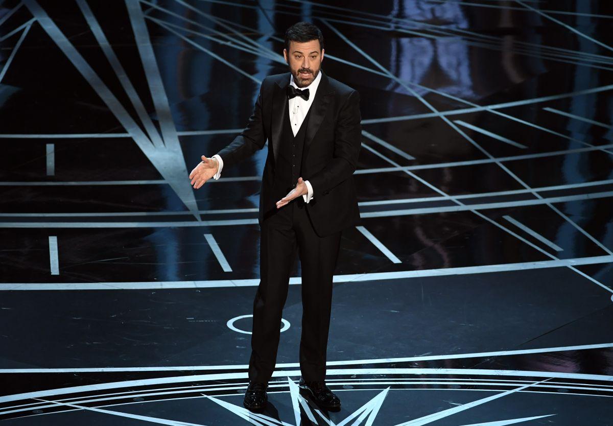 """Jimmy Kimmel le manda tuit a Trump: """"¿estás despierto?"""""""