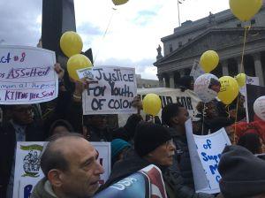 Cientos se unen para pedir justicia por muerte de Ramarley Graham