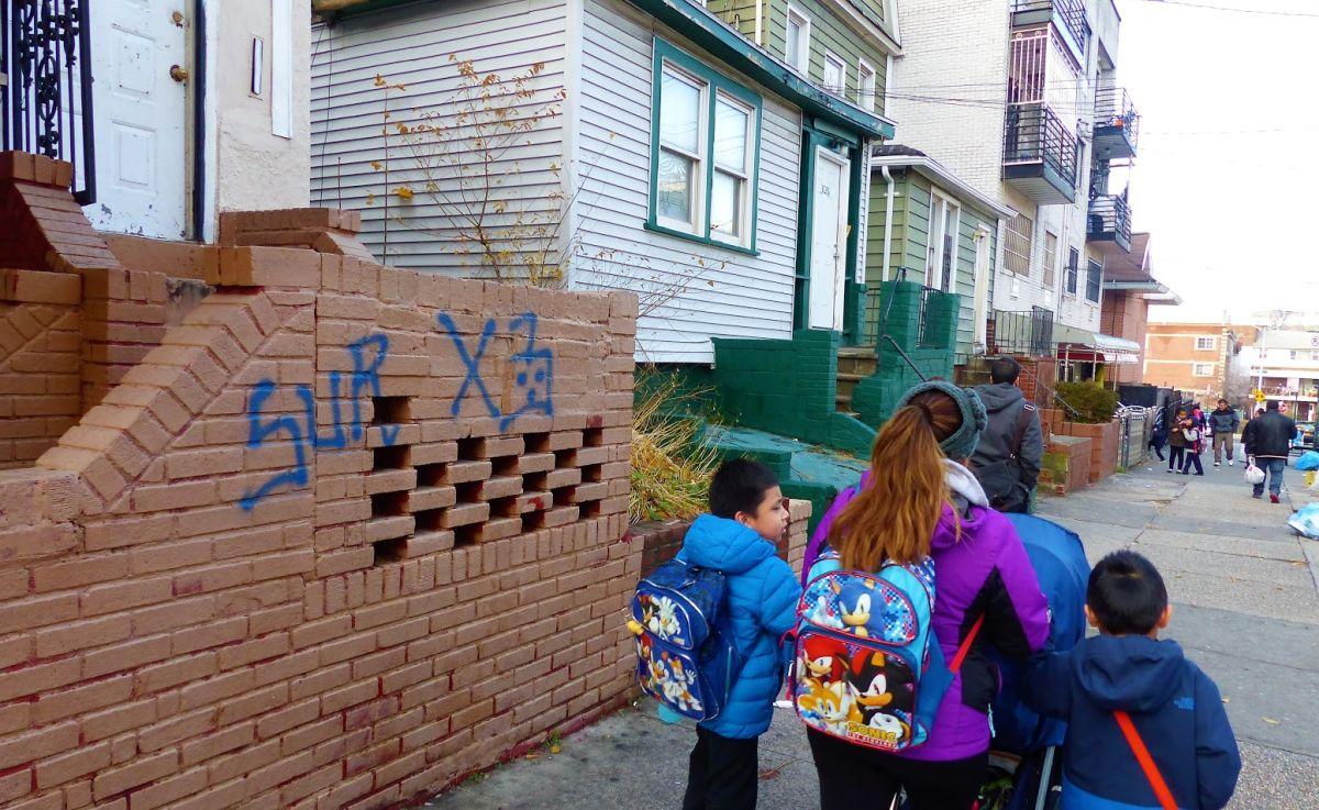 Pandilla Sur 13 se adueña de calles de Queens