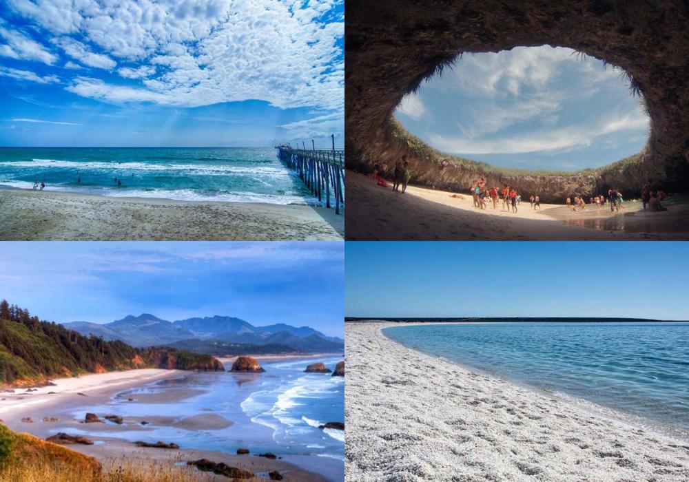 Las 10 mejores playas en el mundo