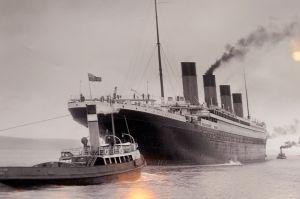 108 años después, revelan foto del presunto iceberg que hundió al Titanic