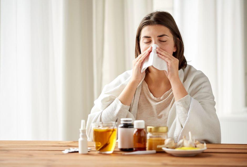 Mantente saludable en lo que falta del invierno
