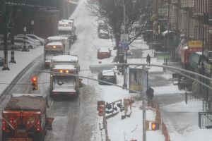 ¡La nieve no da tregua en NYC! Se espera nevada esta tarde y noche