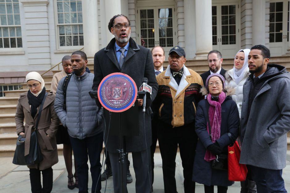 Nueva York tiene el político más alto del mundo y no es el alcalde De Blasio