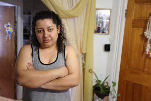 Salvadoreña con cáncer y amenazada por la MS -13 podría morir si es deportada