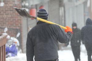 Más nieve en NYC a partir de esta noche