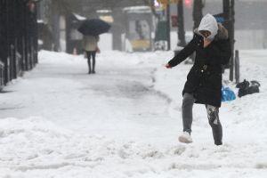 Más de 60 millones de estadounidenses en alerta por poderosa tormenta de nieve entre hoy y mañana