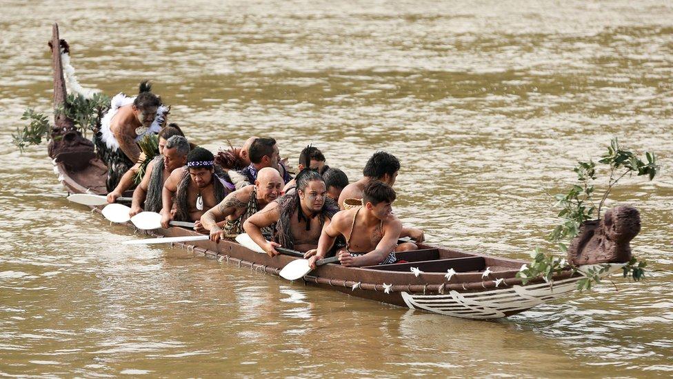 Un río de Nueva Zelanda tiene los mismos derechos que una persona