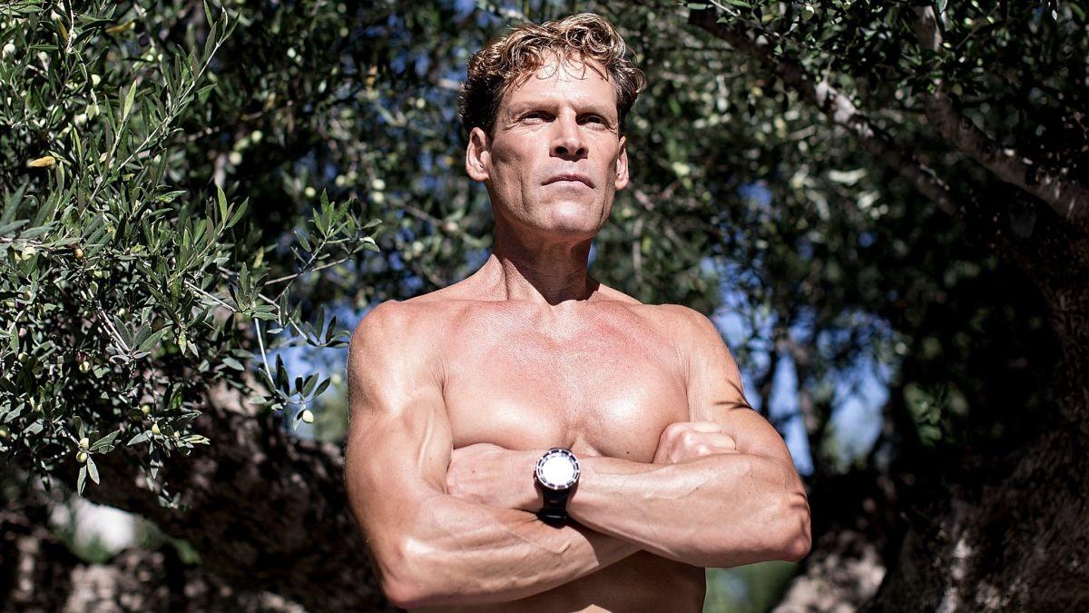 Este hombre puede correr 50 maratones en 50 días sin sentir dolor