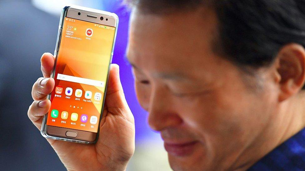 El plan de Samsung para obligar a los usuarios a devolver los Galaxy Note 7 que faltan