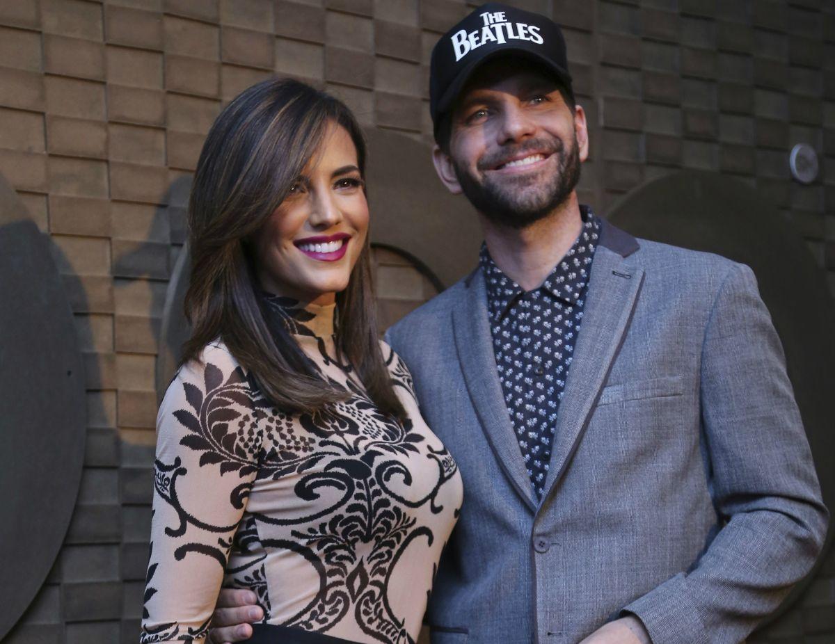 Tras su ruptura, Gaby Espino se reencuentra con Arap Bethke ¿y su nueva novia?