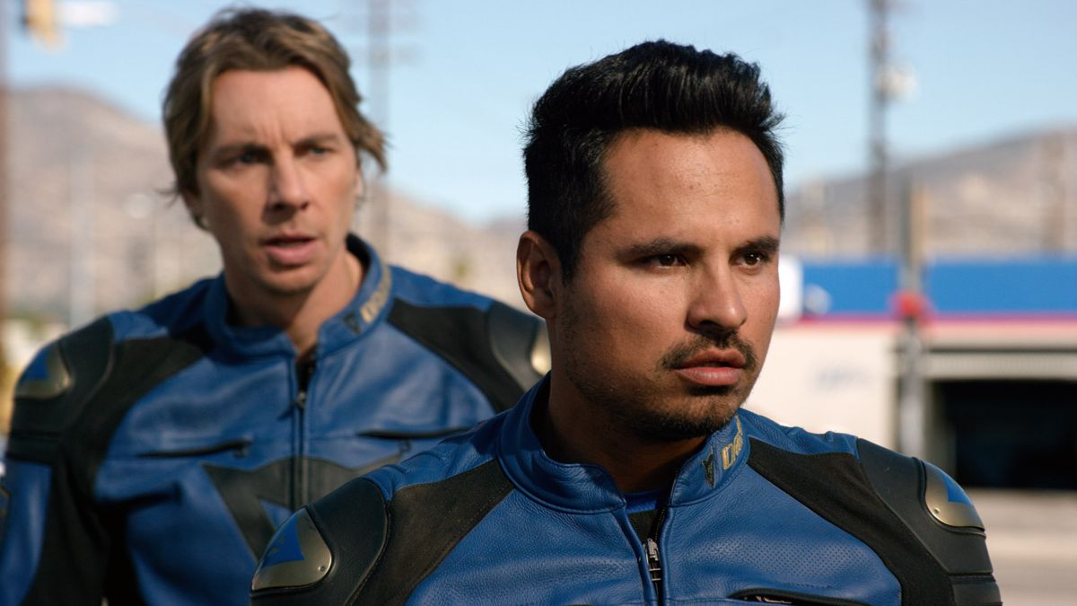 """Michael Peña y los chistes sexuales de Chips: """"Si la audiencia ve El Gordo y La Flaca, va a estar bien con eso"""""""