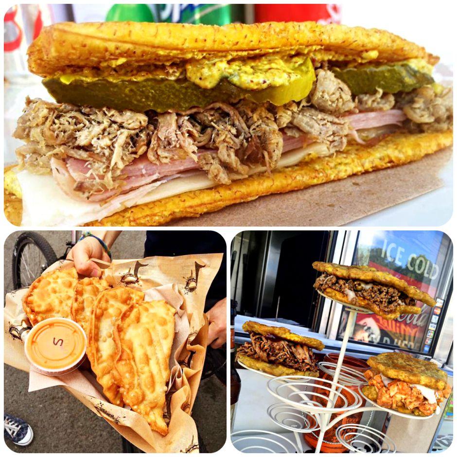 Ocio en NYC: el primer festival de camiones de comida llega a la ciudad