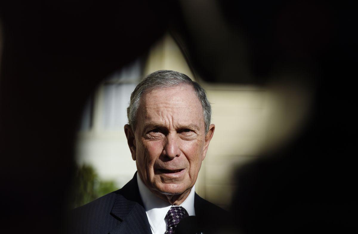 El escándalo sexual que hispana acusa en mansión del exalcalde Bloomberg