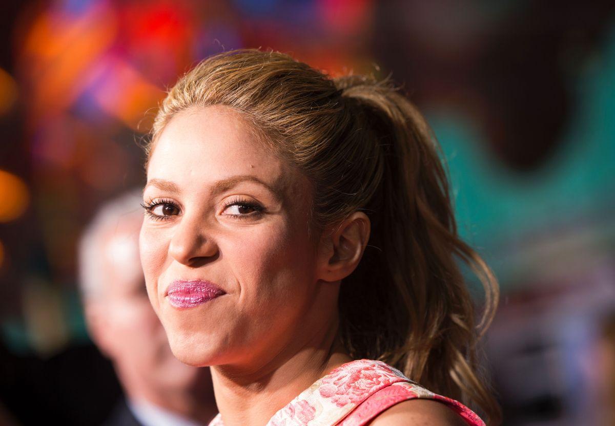 Este es el video que Shakira no quiere que nadie vea
