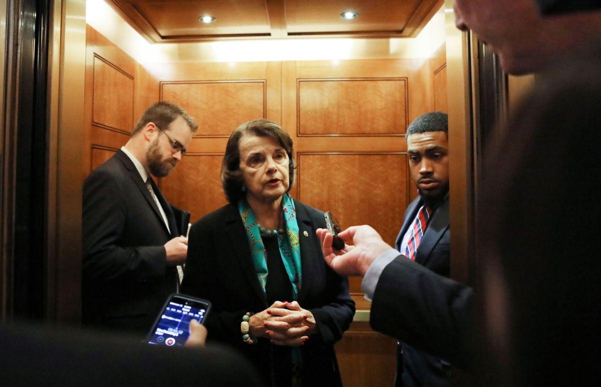 """Senadora afirma que Trump renunciará """"pronto"""""""