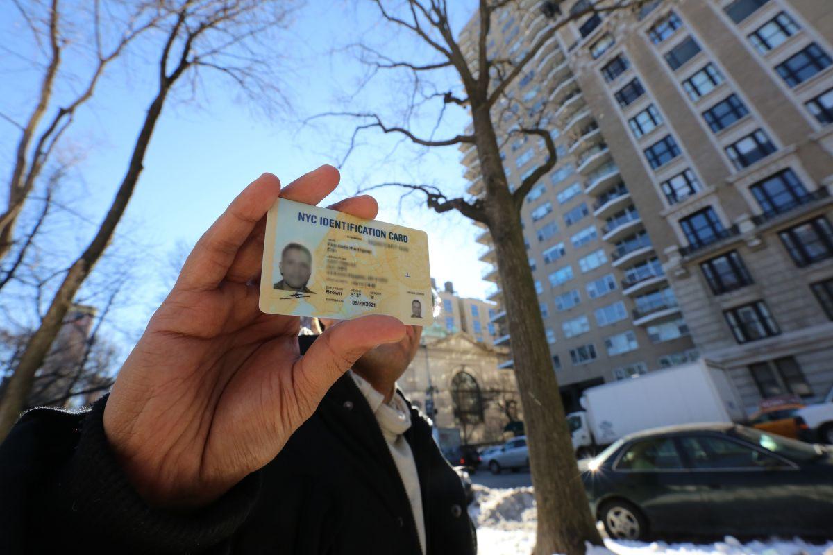 Autoridades recuerdan que el IDNYC no es un documento federal