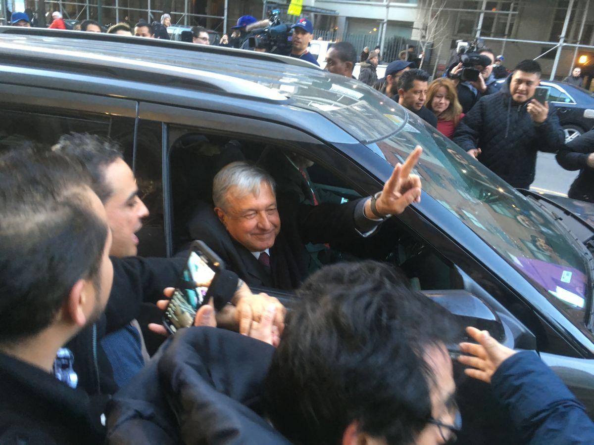 López Obrador cancela entrega de denuncia contra Trump en la ONU por nevada