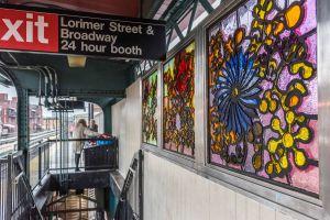 #BuenosDíasNYC: La belleza en el Subway