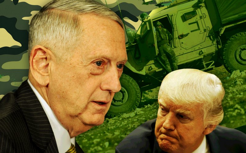 """Trump quiere dar """"manga ancha"""" al Pentágono para operaciones antiterroristas"""