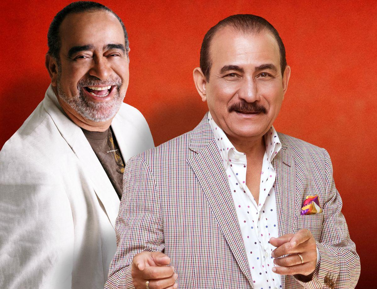 Concierto de la semana: Andy Montañez y Charlie Aponte, juntos en El Bronx