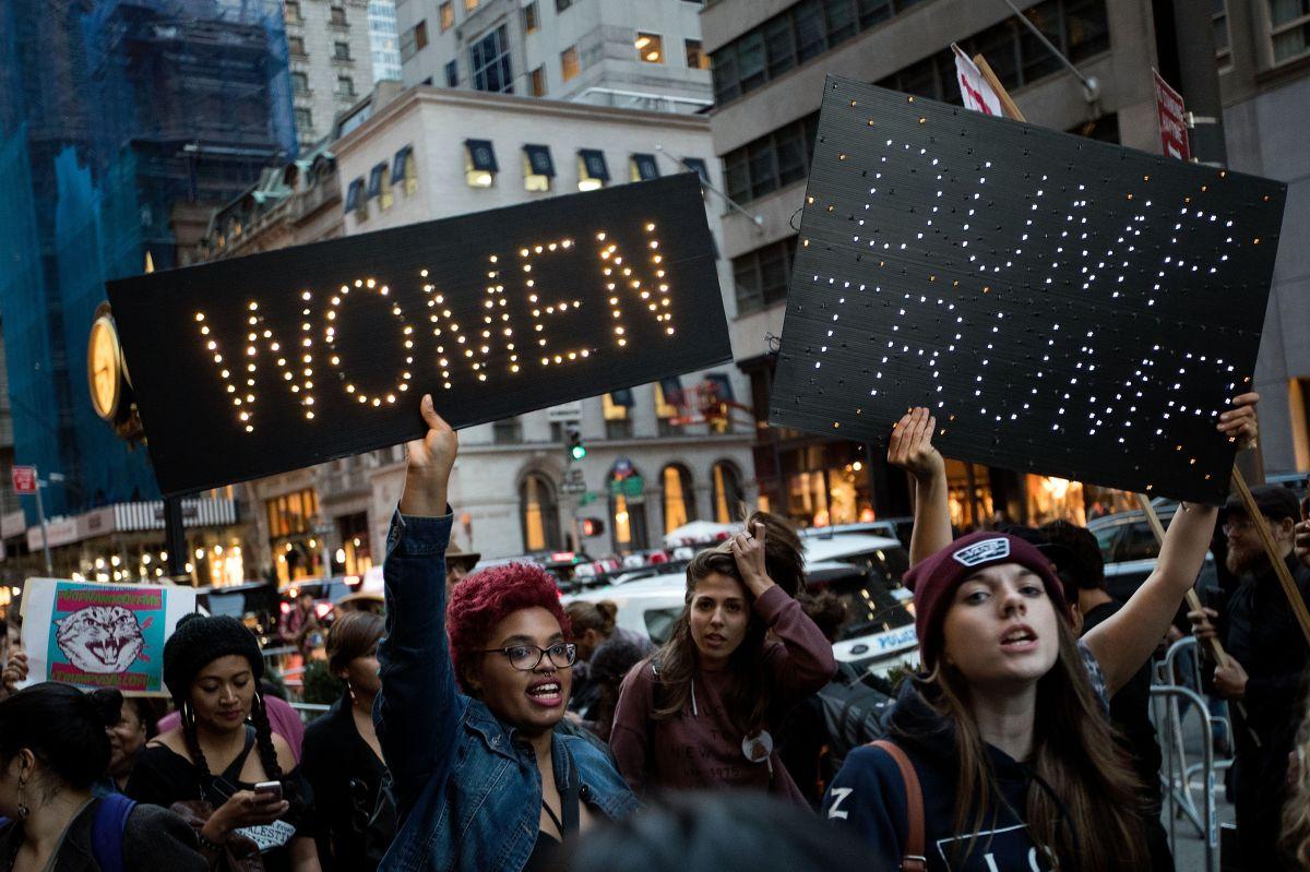 """Neoyorquinas se sumarán al """"Día sin Mujeres"""""""