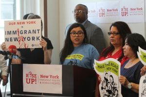 Trabajadores e inmigrantes calientan las protestas del Primero de Mayo