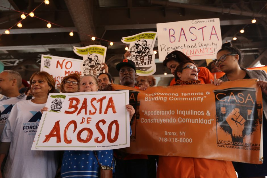Inquilinos amenazados con 'La Migra' podrán defenderse