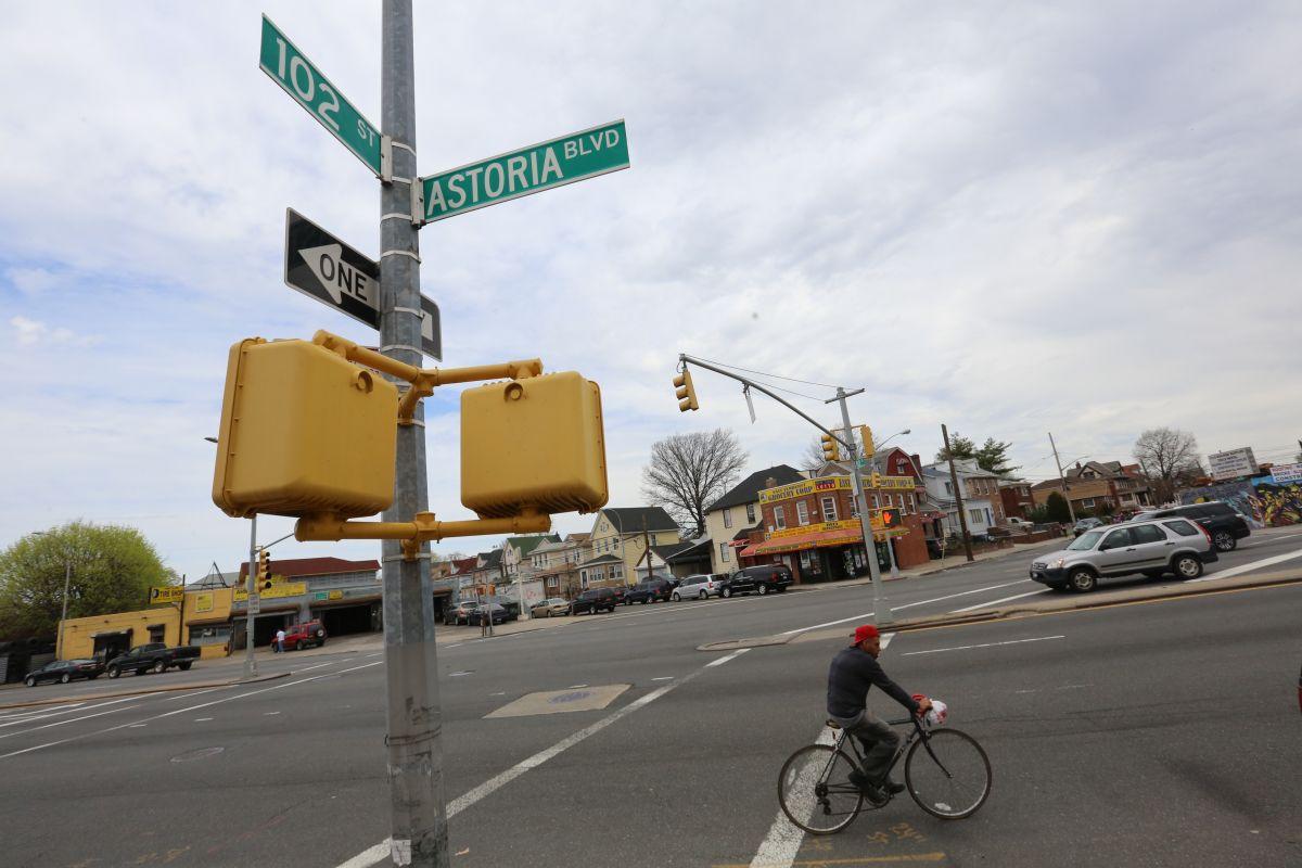 """Repartidor murió arrollado por camión de cervezas """"Bud Light"""" en Queens"""