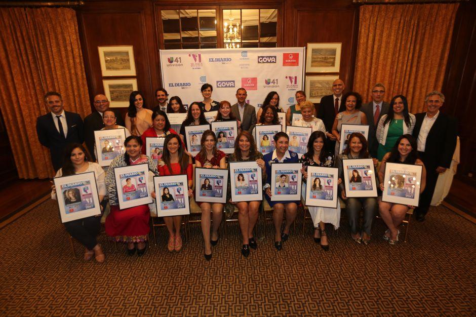 """El Diario premia a 20 """"Mujeres Destacadas"""" que dejan huella en Nueva York"""