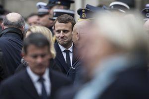 VIDEO: Sujeto propina tremenda bofetada al presidente de Francia Emmanuel Macron