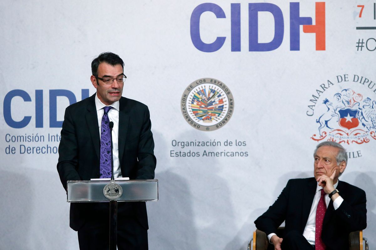 """Los tres países figuran en la """"lista negra"""" de la Comisión Interamericana de Derechos Humanos (CIDH), según el informe anual de 2016 que publicó hoy ese organismo autónomo de la Organización de Estados Americanos (OEA)."""
