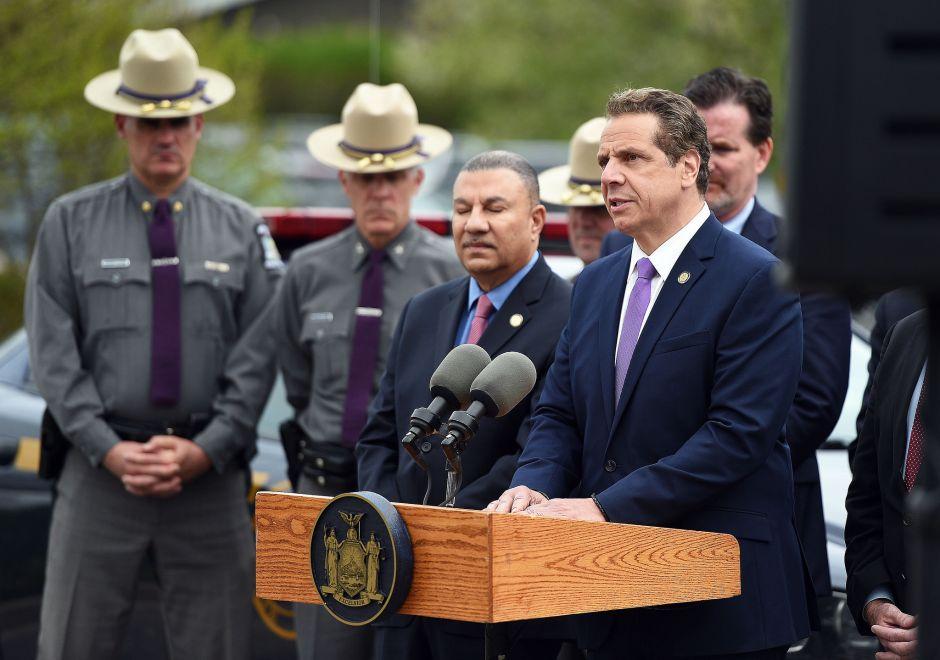 Gobernador Cuomo declara la guerra a la MS-13 en Long Island