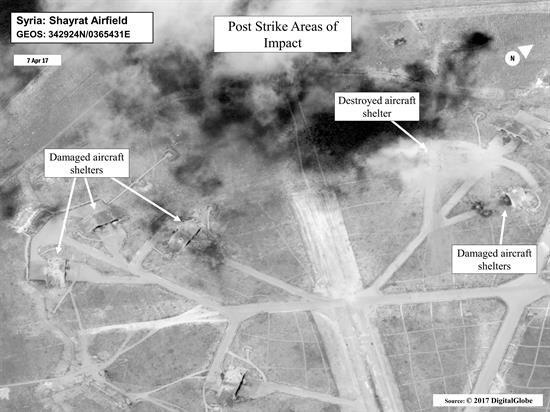 """EEUU no titubea; dice estar listo para """"hacer más"""" en Siria"""