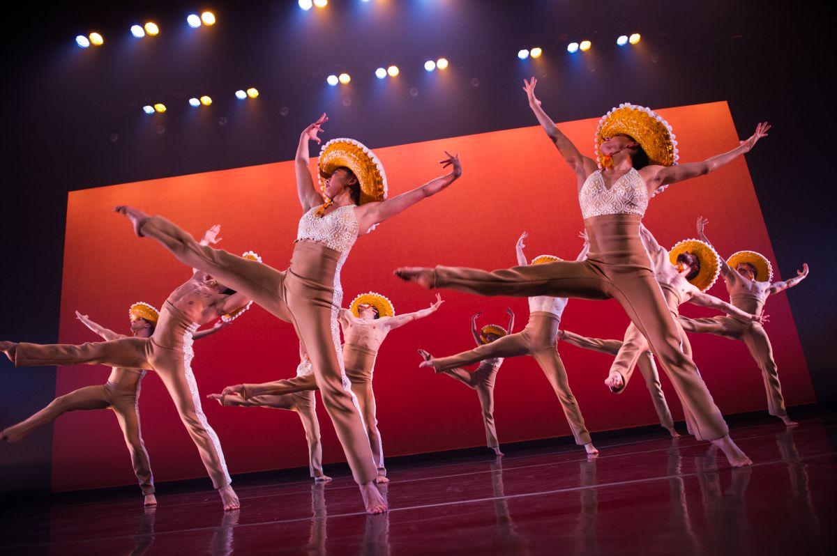 Danza: Ballet Hispánico muestra sus armas de mujer