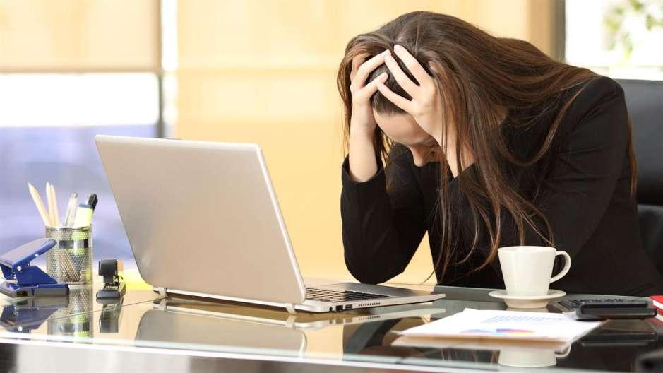 como afecta el estres laboral a la salud