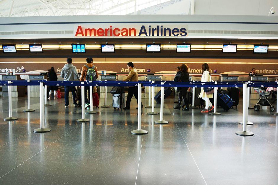 American Airlines suspende vuelos entre JFK y San Juan