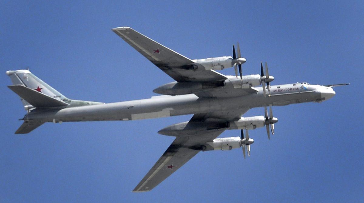Bombarderos rusos sobrevolaron EEUU cuatro veces en una semana