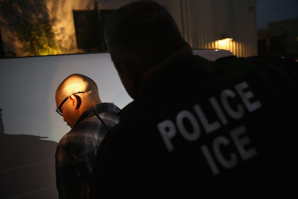 """""""La Migra"""" se refuerza para cumplir metas migratorias de Trump"""