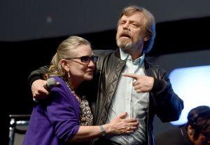 """Mark Hamill: """"No hay un día en el que no piense en Carrie Fisher"""""""