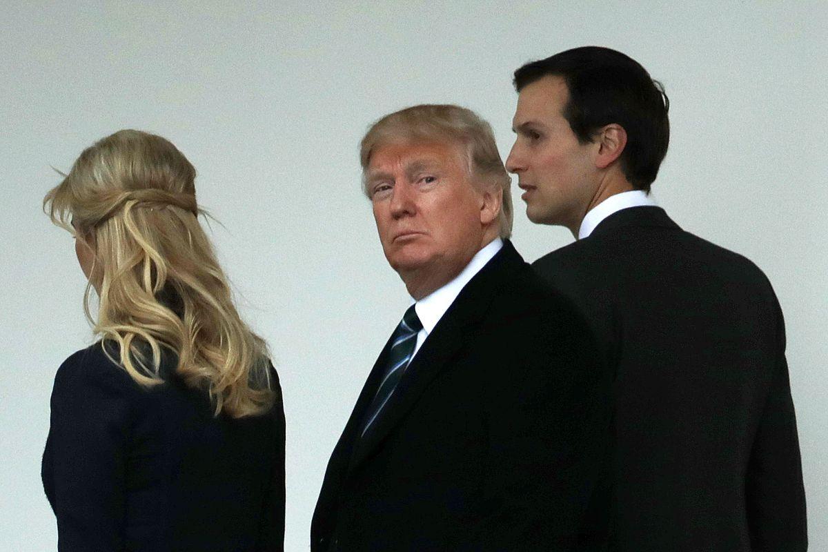 """Ivanka y Jared son """"millonarios entre los millonarios"""" de la Casa Blanca"""